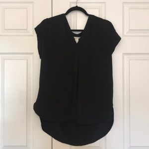 Business causal black top